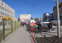Ситилайт №155023 в городе Тернополь (Тернопольская область), размещение наружной рекламы, IDMedia-аренда по самым низким ценам!