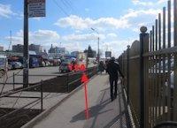 Ситилайт №155024 в городе Тернополь (Тернопольская область), размещение наружной рекламы, IDMedia-аренда по самым низким ценам!