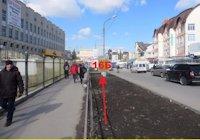 Ситилайт №155025 в городе Тернополь (Тернопольская область), размещение наружной рекламы, IDMedia-аренда по самым низким ценам!