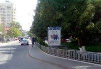 Ситилайт №155026 в городе Тернополь (Тернопольская область), размещение наружной рекламы, IDMedia-аренда по самым низким ценам!