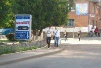 Ситилайт №155027 в городе Тернополь (Тернопольская область), размещение наружной рекламы, IDMedia-аренда по самым низким ценам!