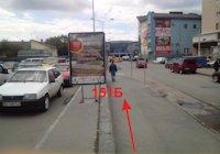 Ситилайт №155035 в городе Тернополь (Тернопольская область), размещение наружной рекламы, IDMedia-аренда по самым низким ценам!