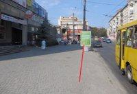 Ситилайт №155041 в городе Тернополь (Тернопольская область), размещение наружной рекламы, IDMedia-аренда по самым низким ценам!