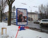 Ситилайт №155070 в городе Тернополь (Тернопольская область), размещение наружной рекламы, IDMedia-аренда по самым низким ценам!