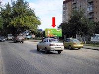 Билборд №156300 в городе Ужгород (Закарпатская область), размещение наружной рекламы, IDMedia-аренда по самым низким ценам!