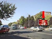 Билборд №156307 в городе Ужгород (Закарпатская область), размещение наружной рекламы, IDMedia-аренда по самым низким ценам!