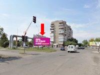 Билборд №156314 в городе Ужгород (Закарпатская область), размещение наружной рекламы, IDMedia-аренда по самым низким ценам!