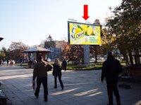 Билборд №156332 в городе Ужгород (Закарпатская область), размещение наружной рекламы, IDMedia-аренда по самым низким ценам!