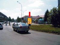 Ситилайт №156376 в городе Ужгород (Закарпатская область), размещение наружной рекламы, IDMedia-аренда по самым низким ценам!