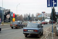 Ситилайт №156377 в городе Ужгород (Закарпатская область), размещение наружной рекламы, IDMedia-аренда по самым низким ценам!