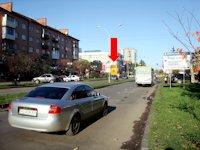 Ситилайт №156379 в городе Ужгород (Закарпатская область), размещение наружной рекламы, IDMedia-аренда по самым низким ценам!