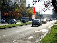 Ситилайт №156382 в городе Ужгород (Закарпатская область), размещение наружной рекламы, IDMedia-аренда по самым низким ценам!
