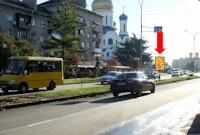 Ситилайт №156384 в городе Ужгород (Закарпатская область), размещение наружной рекламы, IDMedia-аренда по самым низким ценам!