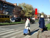 Ситилайт №156385 в городе Ужгород (Закарпатская область), размещение наружной рекламы, IDMedia-аренда по самым низким ценам!