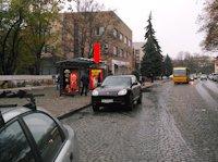 Ситилайт №156390 в городе Ужгород (Закарпатская область), размещение наружной рекламы, IDMedia-аренда по самым низким ценам!