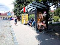 Ситилайт №156391 в городе Ужгород (Закарпатская область), размещение наружной рекламы, IDMedia-аренда по самым низким ценам!