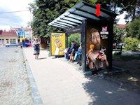 Ситилайт №156392 в городе Ужгород (Закарпатская область), размещение наружной рекламы, IDMedia-аренда по самым низким ценам!