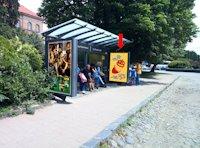 Ситилайт №156394 в городе Ужгород (Закарпатская область), размещение наружной рекламы, IDMedia-аренда по самым низким ценам!