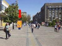 Ситилайт №157209 в городе Харьков (Харьковская область), размещение наружной рекламы, IDMedia-аренда по самым низким ценам!
