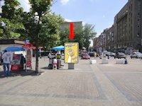 Ситилайт №157211 в городе Харьков (Харьковская область), размещение наружной рекламы, IDMedia-аренда по самым низким ценам!