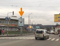Бэклайт №158305 в городе Харьков (Харьковская область), размещение наружной рекламы, IDMedia-аренда по самым низким ценам!