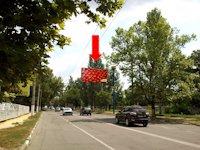 Билборд №158391 в городе Херсон (Херсонская область), размещение наружной рекламы, IDMedia-аренда по самым низким ценам!