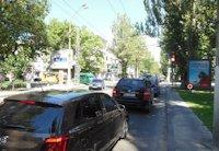 Ситилайт №158521 в городе Херсон (Херсонская область), размещение наружной рекламы, IDMedia-аренда по самым низким ценам!