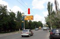 Билборд №158630 в городе Херсон (Херсонская область), размещение наружной рекламы, IDMedia-аренда по самым низким ценам!