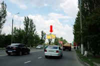 Билборд №158634 в городе Херсон (Херсонская область), размещение наружной рекламы, IDMedia-аренда по самым низким ценам!