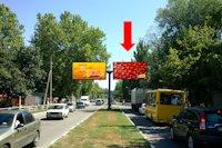 Билборд №158669 в городе Херсон (Херсонская область), размещение наружной рекламы, IDMedia-аренда по самым низким ценам!