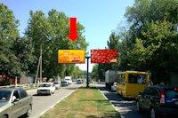 Билборд №158670 в городе Херсон (Херсонская область), размещение наружной рекламы, IDMedia-аренда по самым низким ценам!