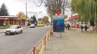 Ситилайт №158768 в городе Хмельницкий (Хмельницкая область), размещение наружной рекламы, IDMedia-аренда по самым низким ценам!