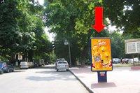 Ситилайт №158799 в городе Хмельницкий (Хмельницкая область), размещение наружной рекламы, IDMedia-аренда по самым низким ценам!
