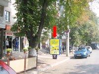 Ситилайт №158802 в городе Хмельницкий (Хмельницкая область), размещение наружной рекламы, IDMedia-аренда по самым низким ценам!