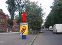 Ситилайт №158810 в городе Хмельницкий (Хмельницкая область), размещение наружной рекламы, IDMedia-аренда по самым низким ценам!