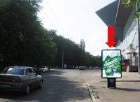 Ситилайт №158811 в городе Хмельницкий (Хмельницкая область), размещение наружной рекламы, IDMedia-аренда по самым низким ценам!