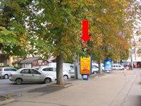 Ситилайт №158815 в городе Хмельницкий (Хмельницкая область), размещение наружной рекламы, IDMedia-аренда по самым низким ценам!
