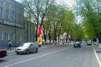 Ситилайт №158904 в городе Хмельницкий (Хмельницкая область), размещение наружной рекламы, IDMedia-аренда по самым низким ценам!
