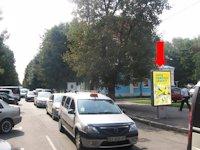 Ситилайт №158908 в городе Хмельницкий (Хмельницкая область), размещение наружной рекламы, IDMedia-аренда по самым низким ценам!