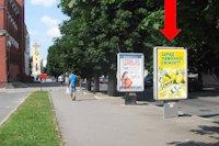 Ситилайт №158909 в городе Хмельницкий (Хмельницкая область), размещение наружной рекламы, IDMedia-аренда по самым низким ценам!