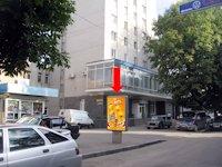 Ситилайт №158910 в городе Хмельницкий (Хмельницкая область), размещение наружной рекламы, IDMedia-аренда по самым низким ценам!