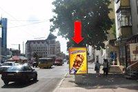 Ситилайт №158913 в городе Хмельницкий (Хмельницкая область), размещение наружной рекламы, IDMedia-аренда по самым низким ценам!