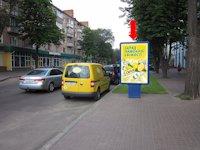 Ситилайт №159328 в городе Черкассы (Черкасская область), размещение наружной рекламы, IDMedia-аренда по самым низким ценам!