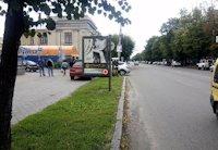 Ситилайт №159329 в городе Черкассы (Черкасская область), размещение наружной рекламы, IDMedia-аренда по самым низким ценам!
