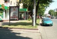 Ситилайт №159333 в городе Черкассы (Черкасская область), размещение наружной рекламы, IDMedia-аренда по самым низким ценам!