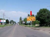 Билборд №159336 в городе Черкассы (Черкасская область), размещение наружной рекламы, IDMedia-аренда по самым низким ценам!