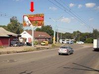 Билборд №159338 в городе Черкассы (Черкасская область), размещение наружной рекламы, IDMedia-аренда по самым низким ценам!