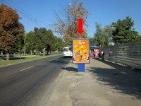 Ситилайт №159400 в городе Черкассы (Черкасская область), размещение наружной рекламы, IDMedia-аренда по самым низким ценам!
