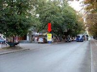 Ситилайт №159401 в городе Черкассы (Черкасская область), размещение наружной рекламы, IDMedia-аренда по самым низким ценам!