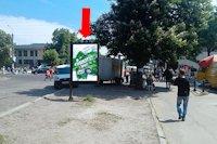 Ситилайт №159404 в городе Черкассы (Черкасская область), размещение наружной рекламы, IDMedia-аренда по самым низким ценам!